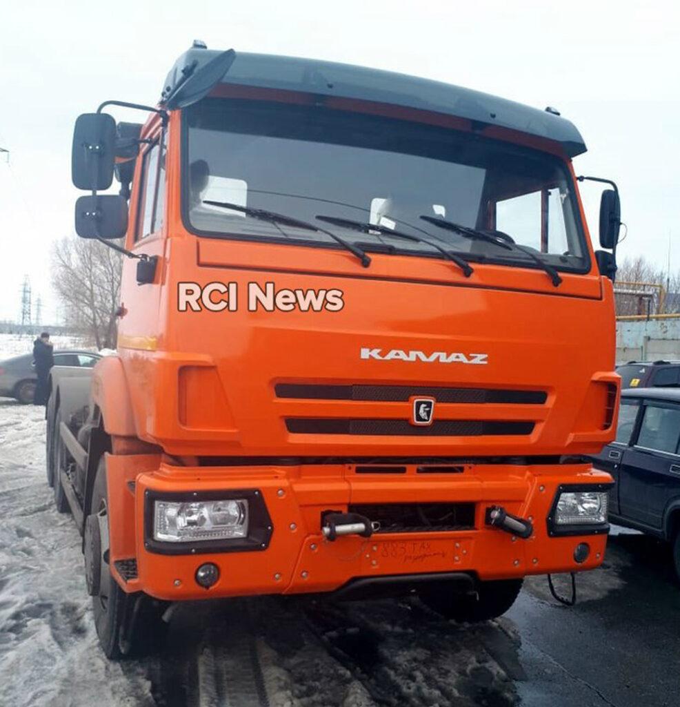 «КамАЗ» впервые с 1976 года полностью обновит кабины своих грузовиков