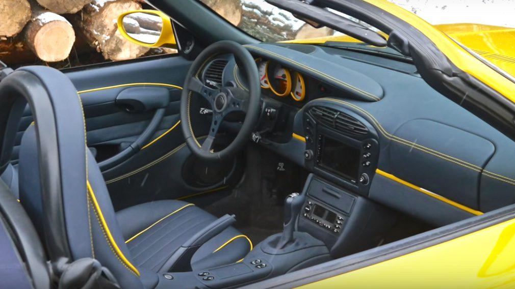 В Белоруссии собран интересный гибрид Porsche и «Запорожца»