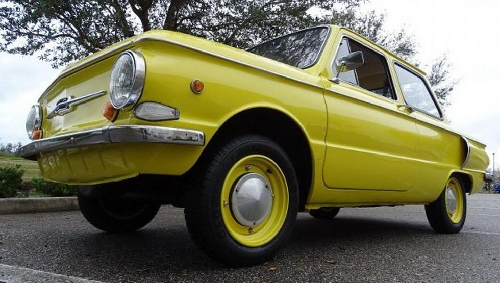 В США продают «ушастого» ЗАЗ-968 1978 года выпуска с украинским номером