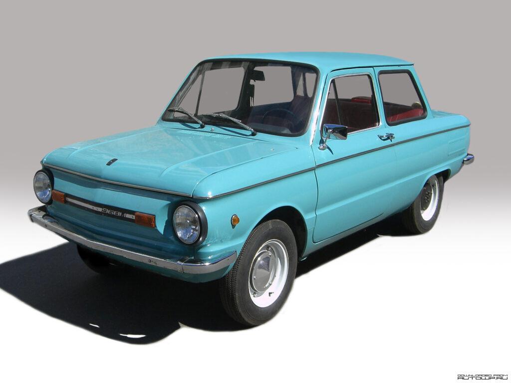 В Германии на продажу выставили ЗАЗ-968М за 60 тысяч евро