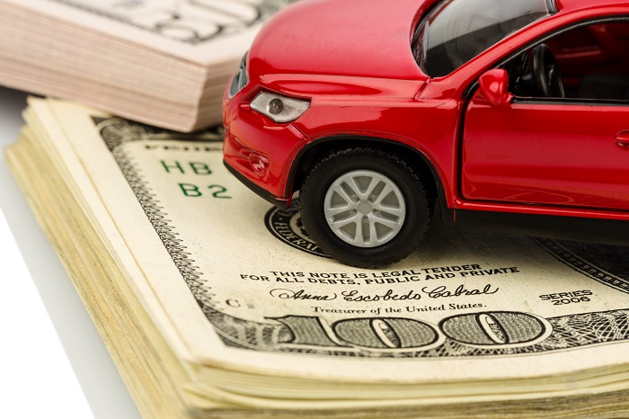 Денежные займы под залог транспортного средства