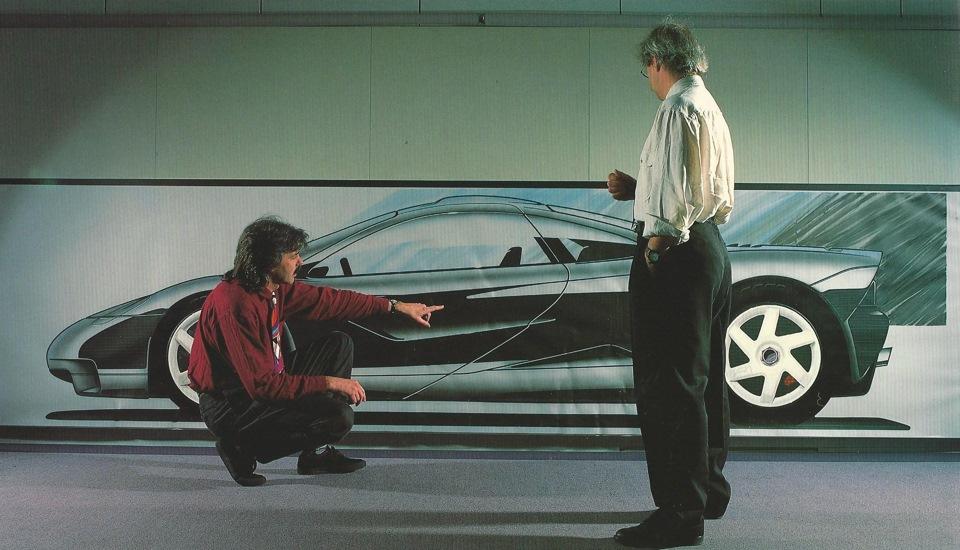 Разработчик McLaren F1 Гордон Мюррей создал свою автокомпанию