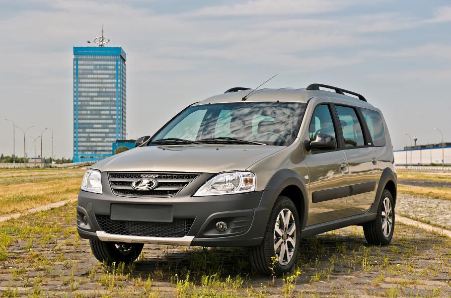 «АвтоВАЗ» выпустил новый универсал Lada Largus Cross Quest