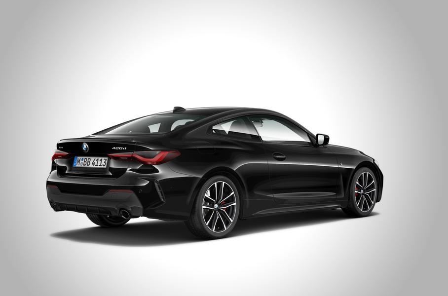 Новый BMW 4-й серии Coupe получил специальную версию в РФ