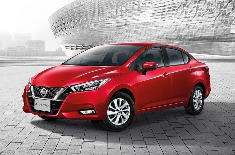 Новый седан Nissan Almera получил турбомотор