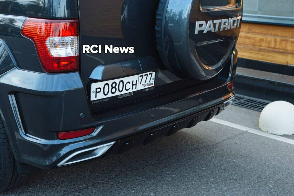 Московское тюнинг-ателье создало «премиальный» обвес для УАЗ «Патриот»