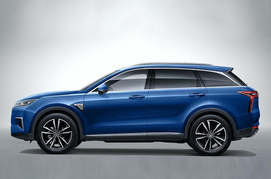 Nissan и Dongfeng показали новый бюджетный кроссовер