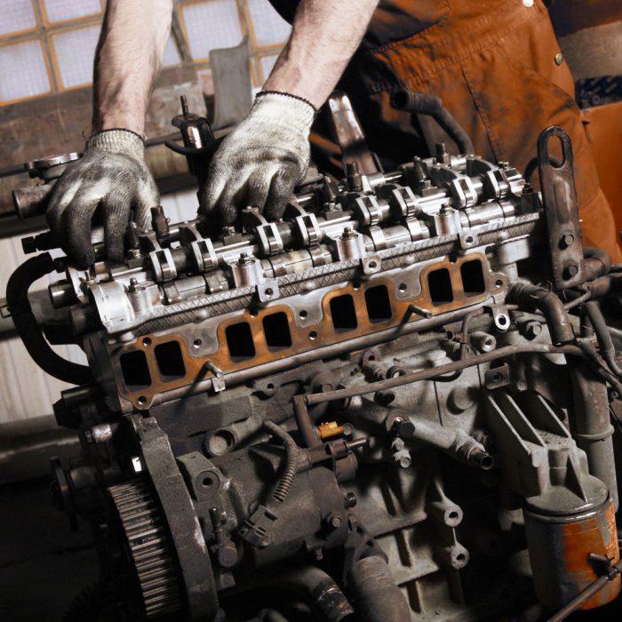Ремонтопригодность дизельных двигателей