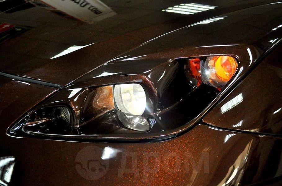 В России выставили на продажу гибрид Toyota Celica и Lexus LC 500