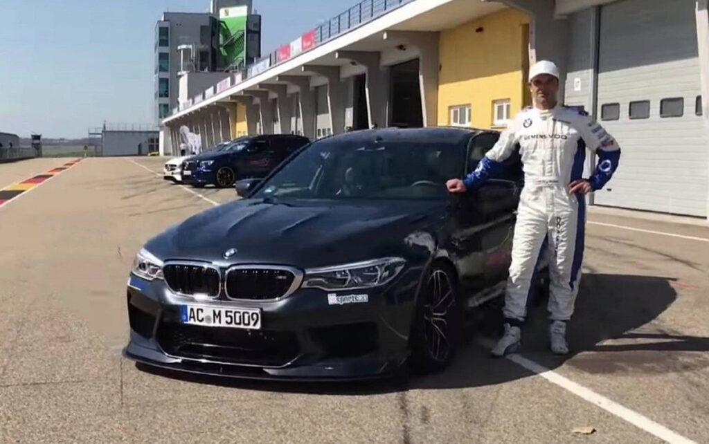 Тюнинг-ателье AC Schnitzer представило 700-сильный BMW M5