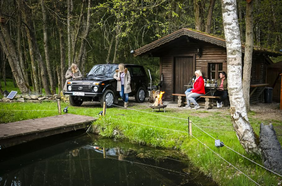 Schmid GmbH сделала из Lada Niva электрокар с запасом хода в 300 километров