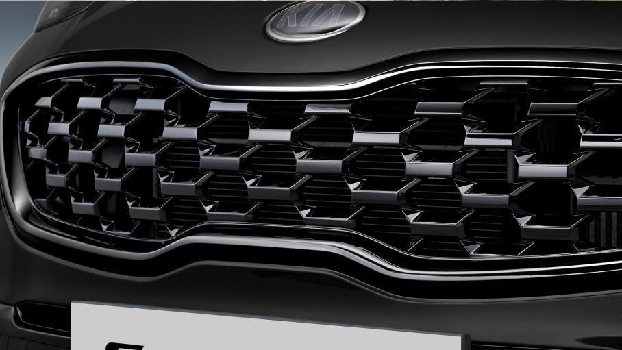 Kia презентовала особую версию кроссовера Kia Sportage для России