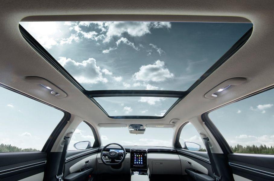 Hyundai представил для Китая кроссовер Tucson L с 200-сильным двигателем