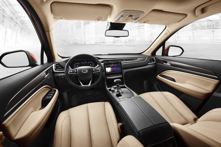 Китайская GAC привезла на рынок РФ конкурента Kia Sportage