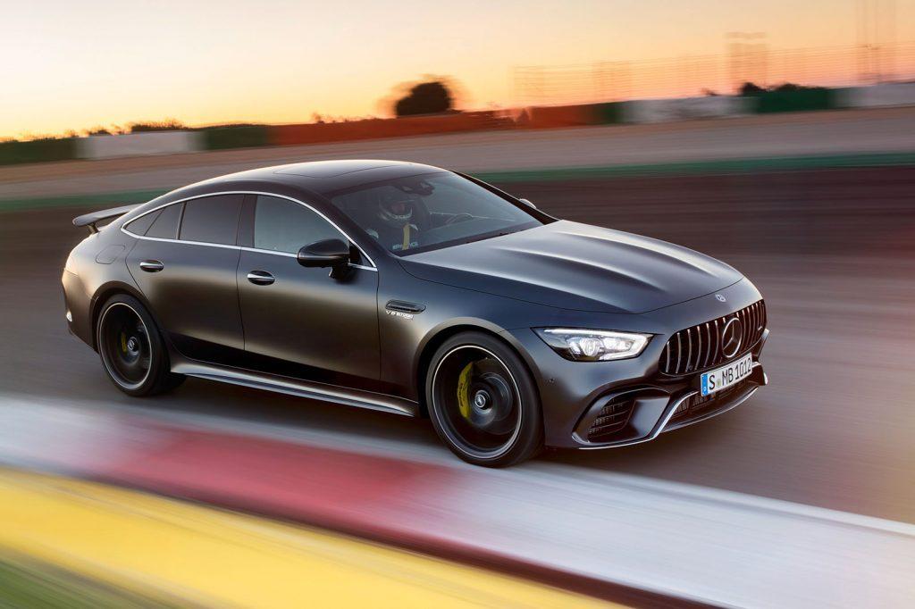 AMG может выпустить компактный спорткар для конкуренции с Порше Cayman