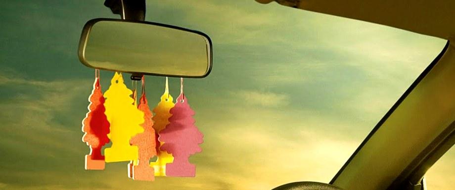 Эксперты рассказали, чем опасны автомобильные ароматизаторы