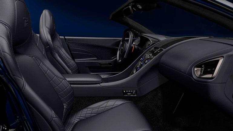 Aston Martin выпустил в честь футболиста особый Vanquish S Volante