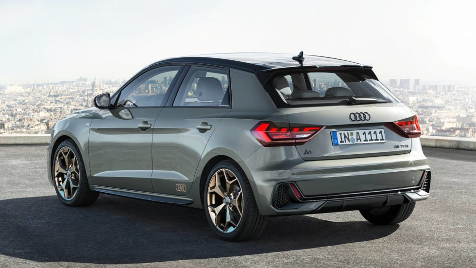 Audi официально представила хетчбэк Audi A1 нового поколения