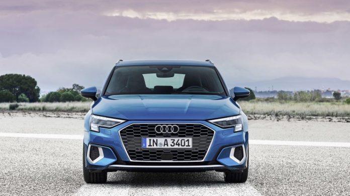 Новое поколение седана Audi A3 выйдет в конце года