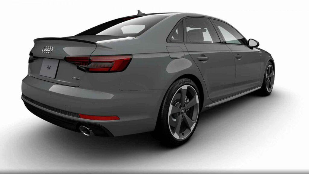 Audi готовит 40 особых седанов A4 в версии А4 Ultra sport с «механикой»