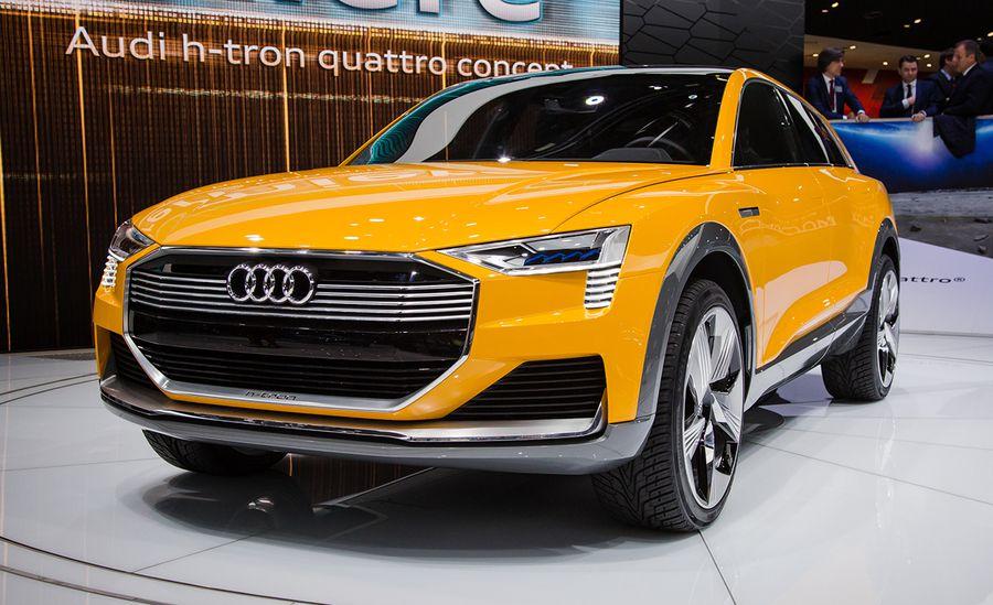 Audi и Hyundai займутся совместной разработкой водородных автомобилей