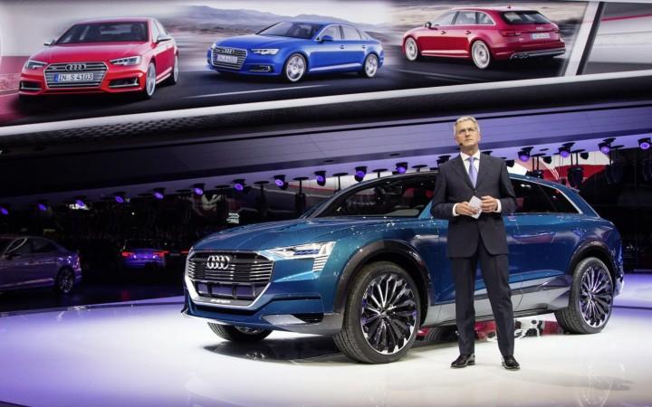 Компания «Audi» увеличит количество электрокаров в четыре раза