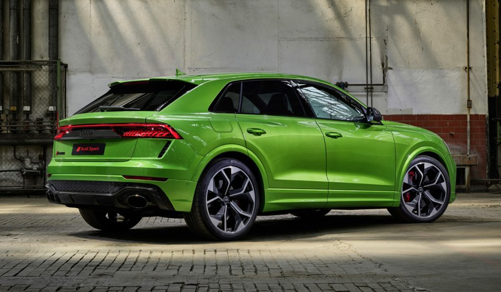 Купе-кроссовер Audi RS Q8 придет в Россию в 2020 году