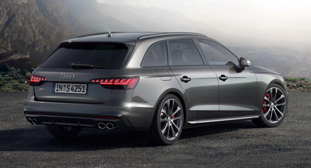 Обновленное семейство Audi A4 представлено официально