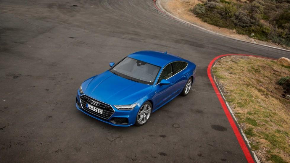 Audi в России начала продажи нового лифтбека Audi A7 Sportback