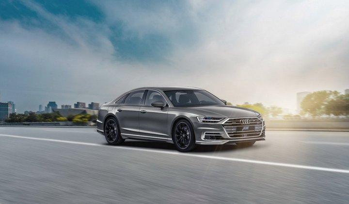 Тюнеры ABT Sportsline представили спортивный седан Audi A8