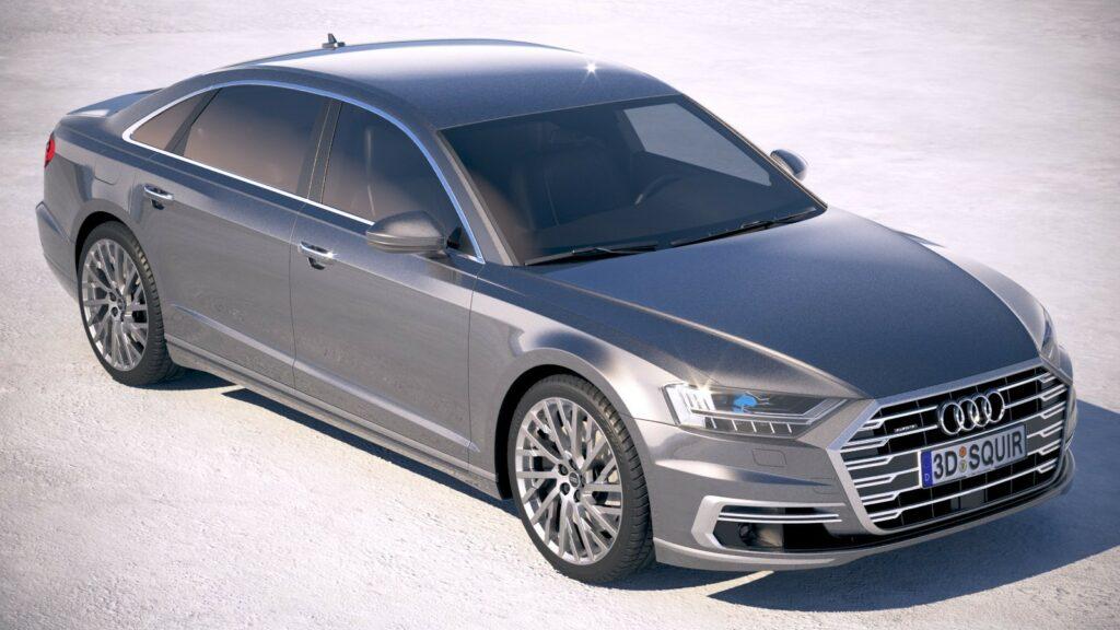 В Audi анонсировали выпуск сверхроскошной версии флагмана A8