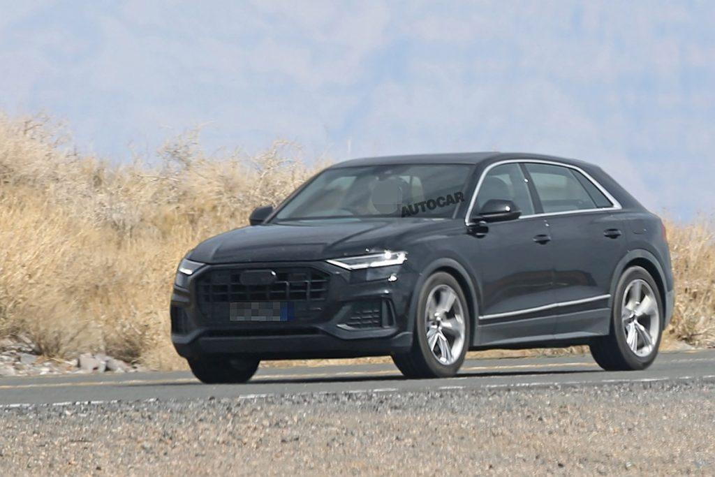 Компания Audi в 2018 году представит еще три новых модели