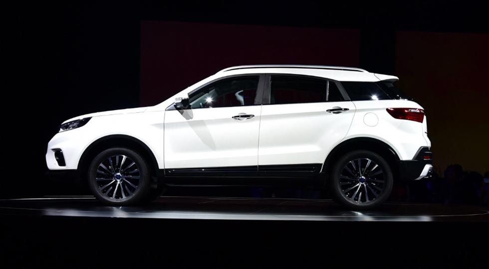 Ford Territory скоро поступит в продажу
