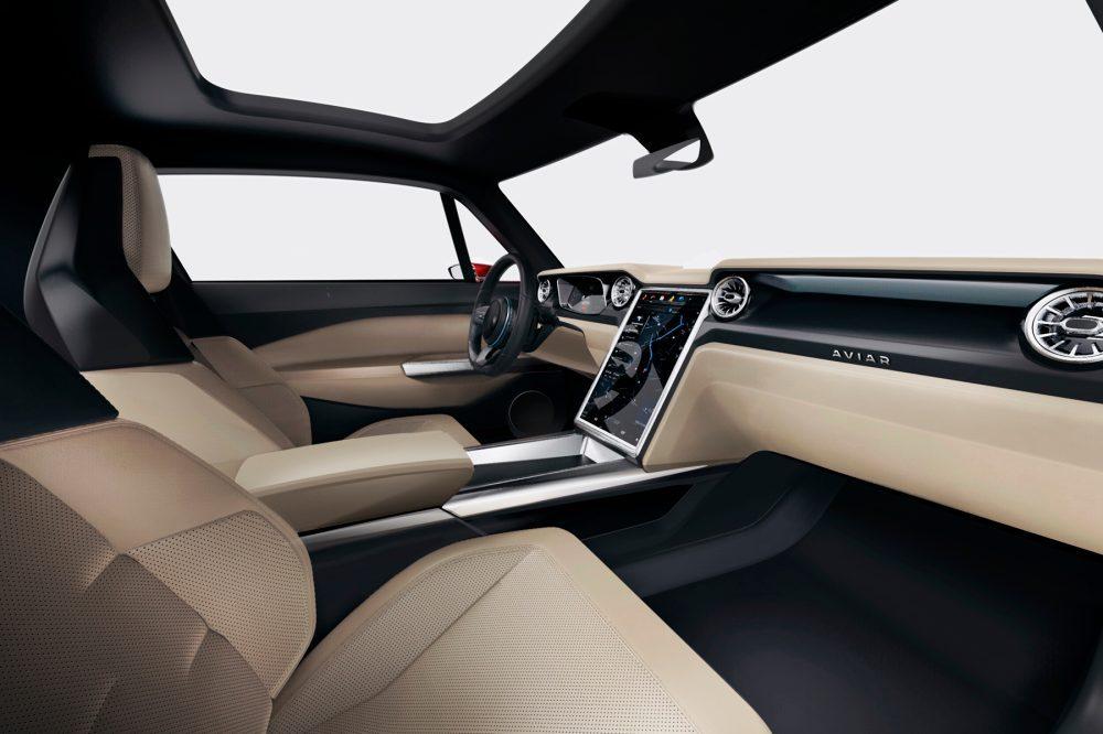 Старый Mustang 1967 года превратили в элитный электрокар