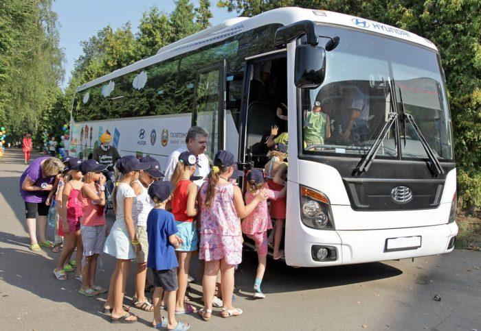 Междугородние поездки на автобусах