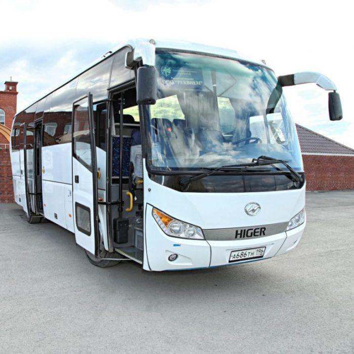 Запчасти для автобусов Higer