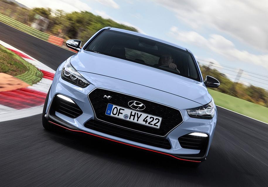 Hyundai снимает ограничения по гарантии на спорткары Veloster N и i30N
