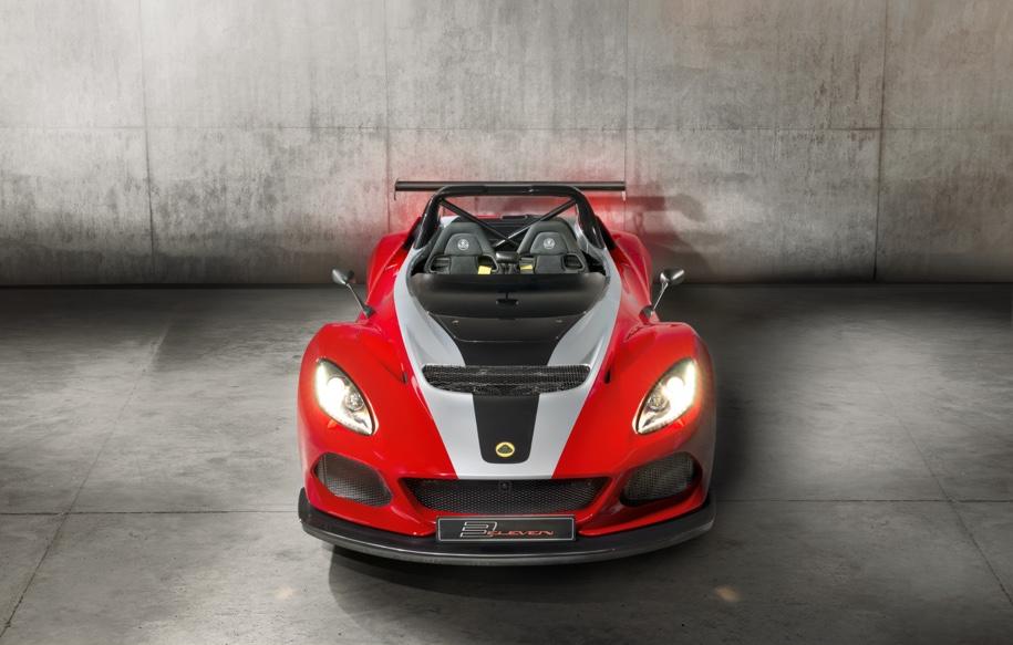 Самый быстрый дорожный автомобиль в своей истории выпустила Lotus