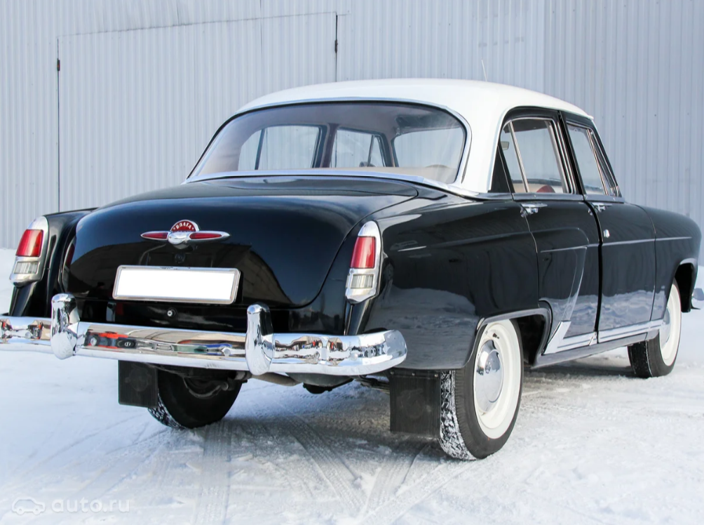 Новосибирец продает 61-летний ГАЗ-21 «Волгу» за 2 200 000 рублей