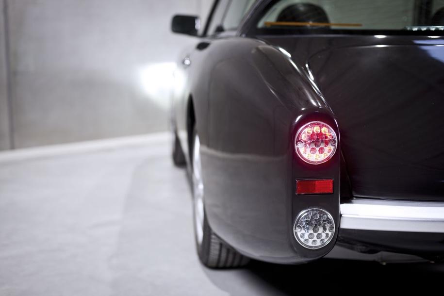 Чешская компания MW Motors сделала ретро-электрокар Luka EV
