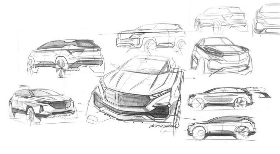Baojun представит вноябре новую «убийцу» Hyundai Creta
