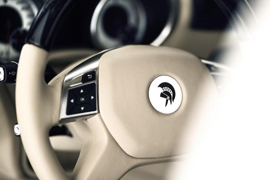Ares Design представило эксклюзивный Mercedes‐Benz G 63 AMG за 40 млн рублей