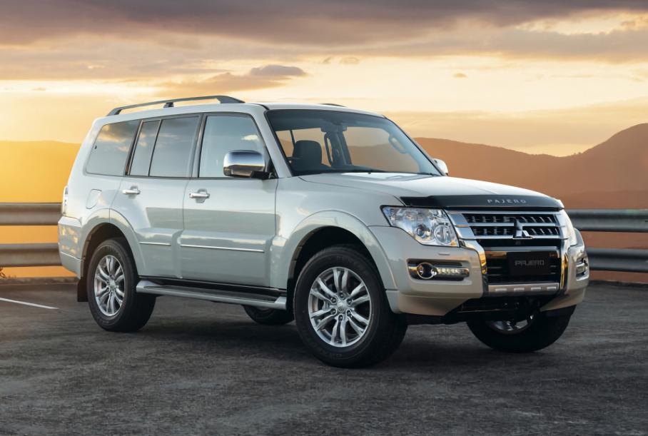 Mitsubishi выпустила в Австралии финальную партию внедорожников Pajero