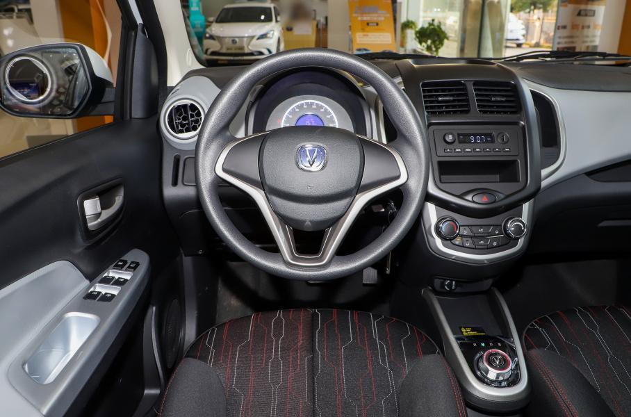 В КНР начали продажи электромобиля в 1,5 раза дешевле седана Lada Granta
