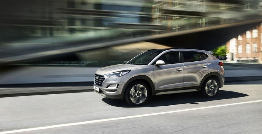 Hyundai Tucson получил спецверсию со встроенной системой Яндекс.Авто