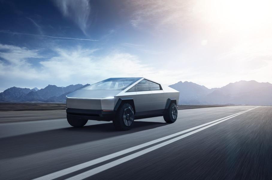 Пикап Tesla Cybertruck вызвал ажиотажный спрос