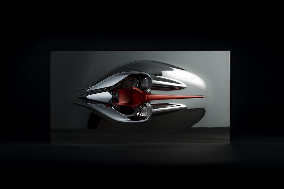«Бесценную» статуэтку подарит McLaren владельцам быстрейшего суперкара GT