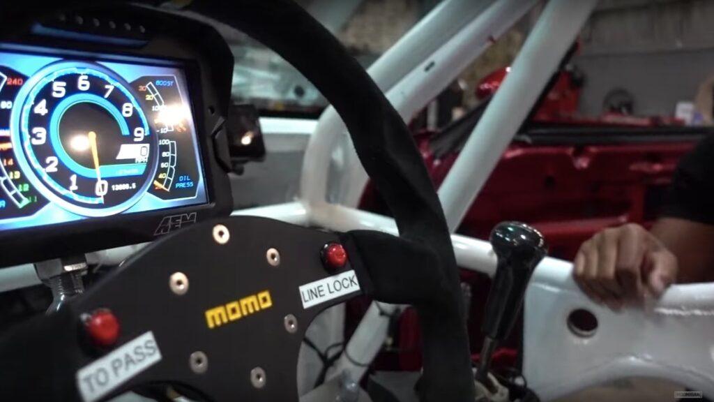 Тюнинг-ателье Bisimoto Engineering представило уникальный Porsche Boxter