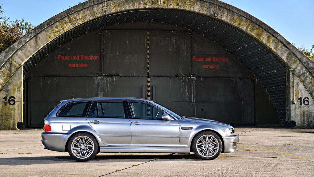"""BMW отказался от выпуска """"заряженных"""" универсалов BMW M"""