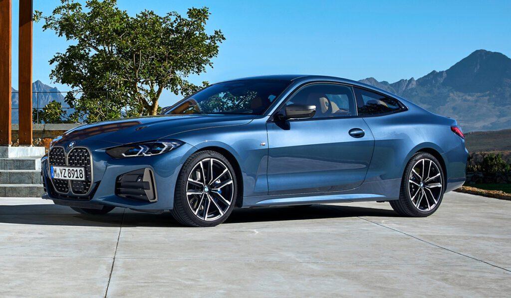 Компания BMW презентовала новое купе BMW 4-Series
